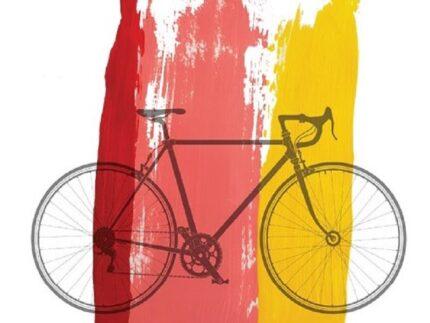 """Copertina del libro """"Bici con le ali"""""""