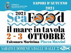 """Evento """"Seafood - Il mare in tavola"""" a Falconara"""