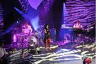 """Giusy Ferreri sul palco zebrato - """"FOTO BRUNO SEVERINI"""""""